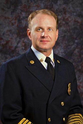 Scott Freitag, Chief, Central Arizona Fire & Medical Authority