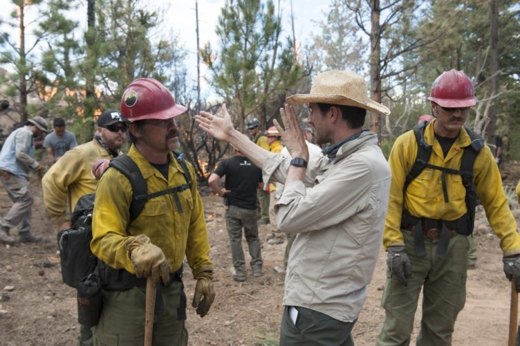 "Extra: Amanda Marsh on ""Only the Brave"""